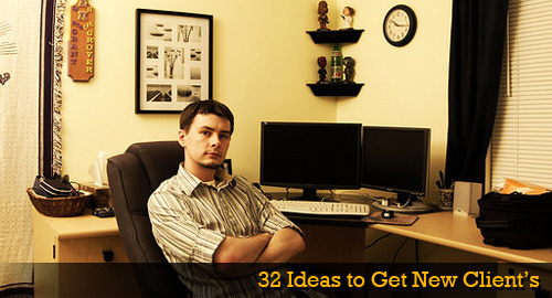 32-Ideas-to-Get-New-Client's