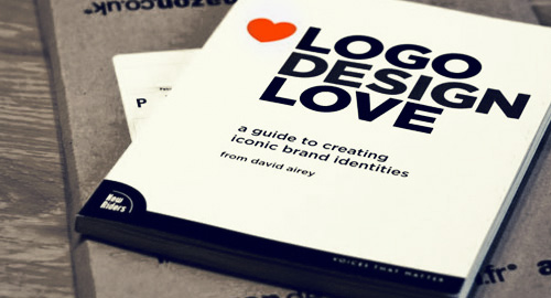 كتاب logo design love