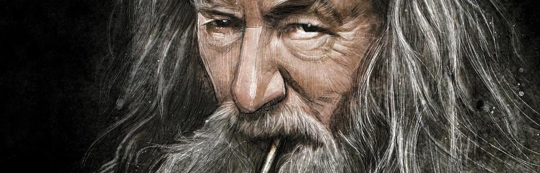 نظرة على كتاب The Hobbit Art & Design